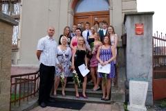 Absolventi 2010 / 2011