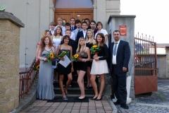 Absolventi 2011 / 2012