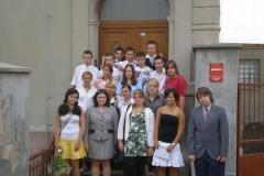 Absolventi 2008 / 2009