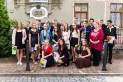 Absolventi 2014 / 2015 (neoficiální)